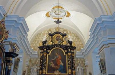 Oberau Kirche