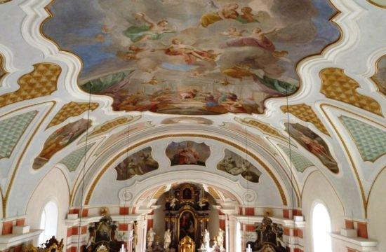Pfarrkirche Weitental